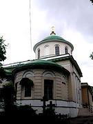 Церковь Сошествия Святого Духа на Даниловском кладбище - Донской - Южный административный округ (ЮАО) - г. Москва