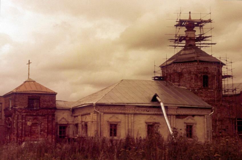 Церковь Покрова Пресвятой Богородицы в Покровском на Городне, Москва
