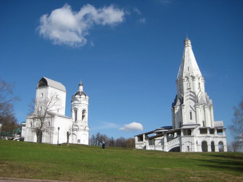 Церковь Вознесения Господня в Коломенском, Москва