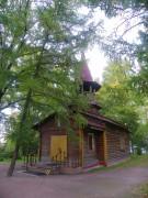 Невский район. Покрова Пресвятой Богородицы, часовня-храм