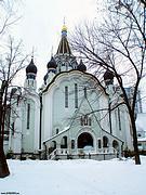 Церковь Воскресения Христова в Сокольниках - Москва - Восточный административный округ (ВАО) - г. Москва
