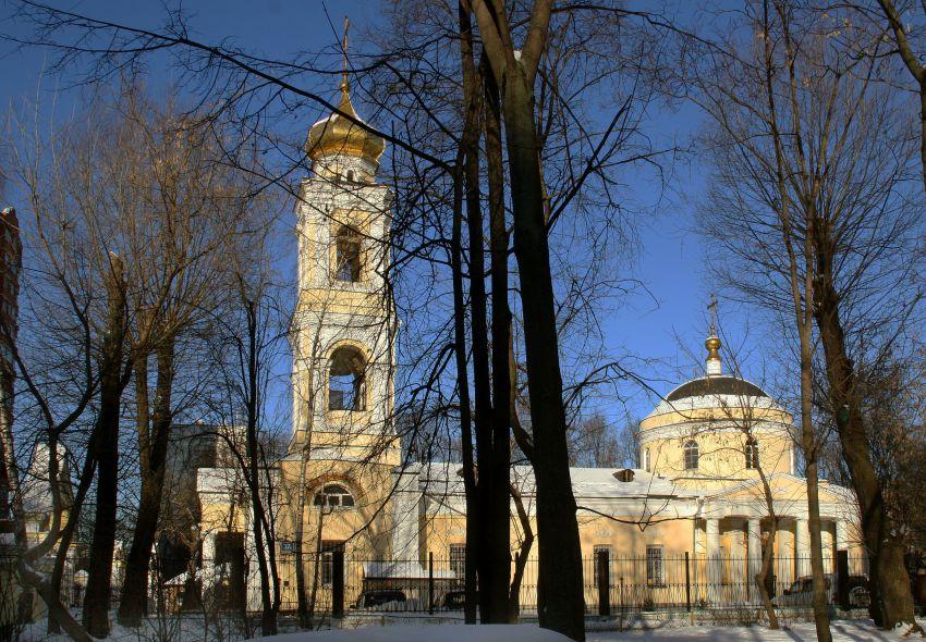 Церковь зосимы и савватия в гольяново адрес