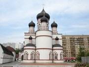 Церковь Димитрия Солунского на Благуше - Москва - Восточный административный округ (ВАО) - г. Москва