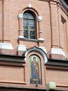 Церковь Димитрия Солунского - Москва - Восточный административный округ (ВАО) - г. Москва