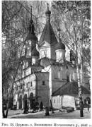 Церковь Успения Пресвятой Богородицы в Вешняках - Москва - Восточный административный округ (ВАО) - г. Москва