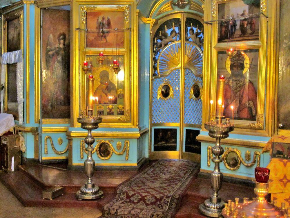 Церковь Владимирской иконы Божией Матери в Виноградове, Москва