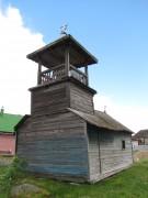 Часовня Александра Свирского - Чуралахта - Пряжинский район - Республика Карелия