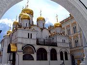 Собор Благовещения Пресвятой Богородицы в Кремле - Москва - Центральный административный округ (ЦАО) - г. Москва