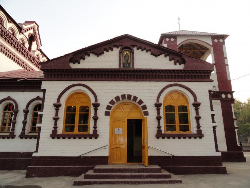 Троице-Георгиевский Чирчикский мужской монастырь, Чирчик (Троицкое)