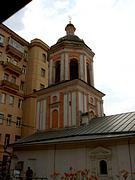 Церковь Иоанна Богослова в Бронной слободе - Москва - Центральный административный округ (ЦАО) - г. Москва