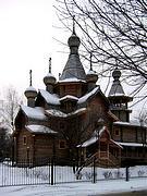 Церковь Георгия Победоносца в Коптеве - Москва - Северный административный округ (САО) - г. Москва