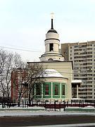 Церковь Иннокентия, митрополита Московского в Бескудникове - Москва - Северный административный округ (САО) - г. Москва