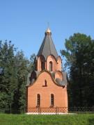 Сокол. Спаса Преображения на Братском воинском кладбище, часовня