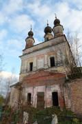 Церковь Троицы Живоначальной - Троица - Даниловский район - Ярославская область