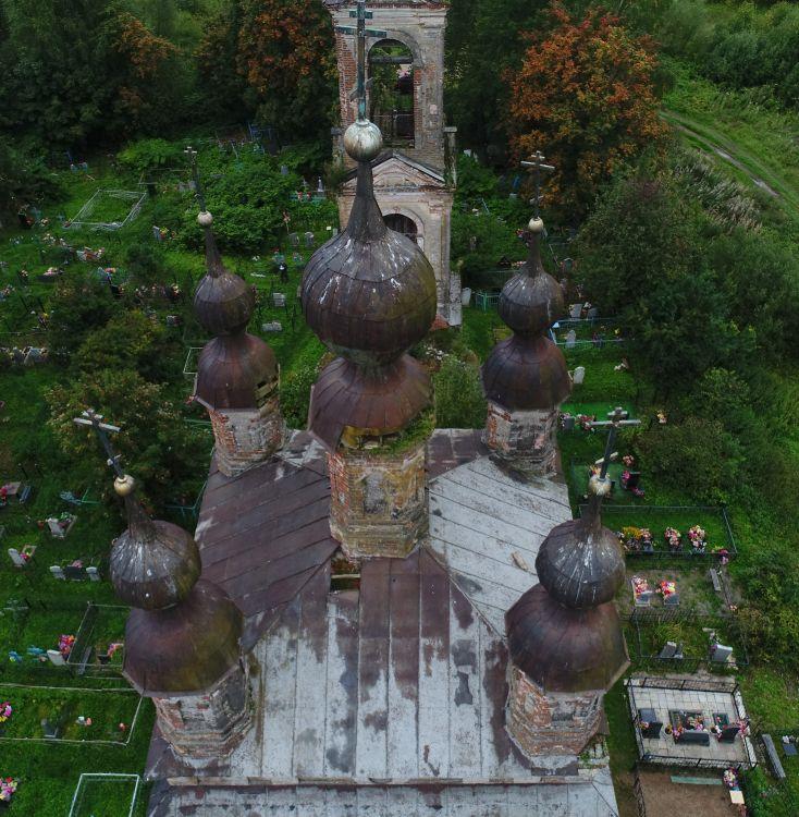 Церковь Троицы Живоначальной, Троица