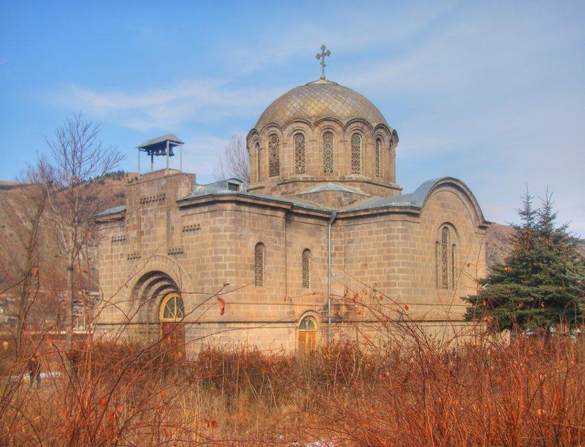 Церковь Рождества Пресвятой Богородицы в г. Ванадзор