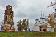 Спасо-Преображенский Геннадиев монастырь - Слобода - Любимский район - Ярославская область