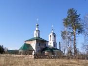 Церковь Спаса Преображения - Чамерево - Судогодский район и г. Радужный - Владимирская область