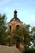 Церковь Спаса Нерукотворного Образа - Филиппово - Любимский район - Ярославская область