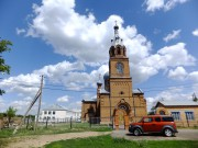 Церковь Покрова Пресвятой Богородицы - Краснохолм - г. Оренбург - Оренбургская область