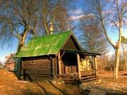 Часовня Рождества Пресвятой Богородицы - Горушки - Валдайский район - Новгородская область