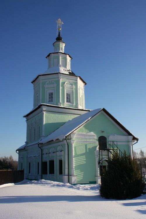 Церковь Сергия Радонежского, Могутово