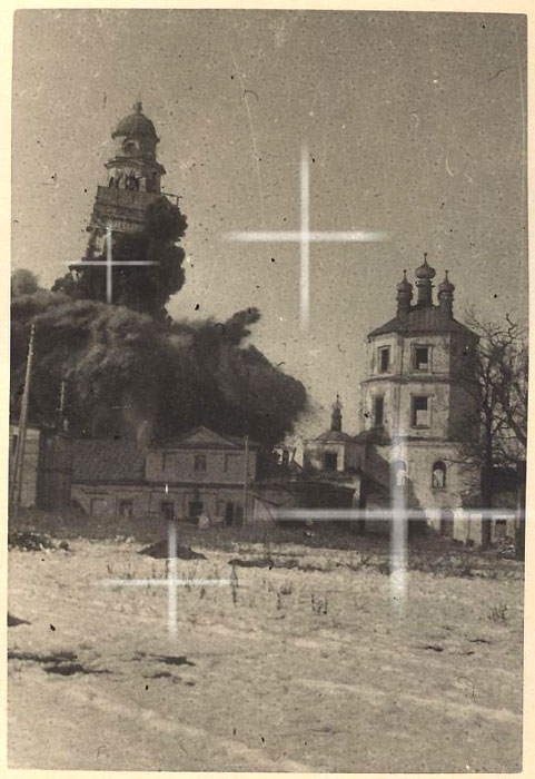 Церковь Казанской иконы Божией Матери, Гагарин