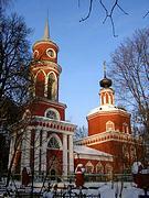 Церковь Усекновения Главы Иоанна Предтечи - Афинеево - Наро-Фоминский район - Московская область