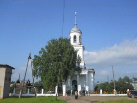 Орлов|Церковь Рождества Пресвятой Богородицы