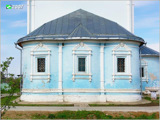 Церковь Казанской иконы Божией матери, Старая Слобода