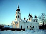 Церковь Николая Чудотворца - Кобона - Кировский район - Ленинградская область