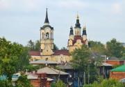 Томск. Воскресения Христова, церковь