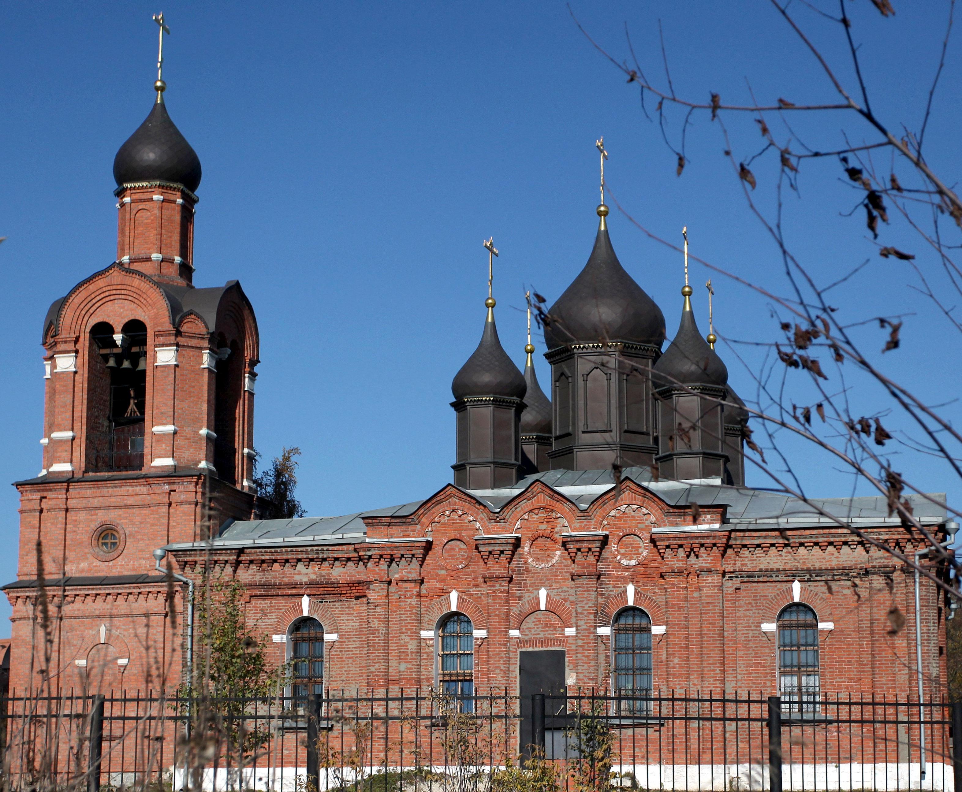 Храм покрова пресвятой богородицы в оренбурге 14 фотография