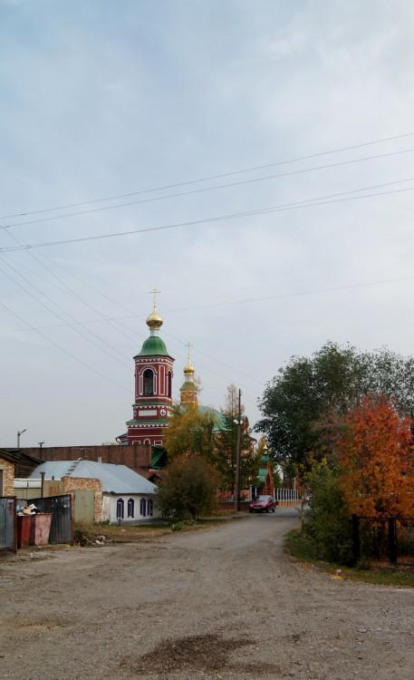 Церковь Иоанна Богослова, Оренбург