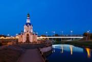 Белгород. Гавриила Архангела при Белгородском Государственном университете, церковь