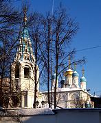 Церковь Петра и Павла в Лефортове - Москва - Юго-Восточный административный округ (ЮВАО) - г. Москва