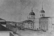 Томск. Богоявления Господня, кафедральный собор