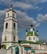 Церковь Троицы Живоначальной - Хотеичи - Орехово-Зуевский район - Московская область