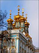 Церковь Воскресения Христова в Царскосельском Екатерининском дворце - Санкт-Петербург - Санкт-Петербург, Пушкинский район - г. Санкт-Петербург