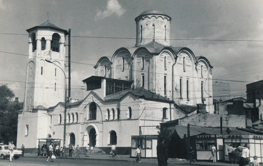 Церковь Николая Чудотворца у Тверской заставы, Москва