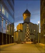 Церковь Николая Чудотворца у Тверской заставы - Москва - Центральный административный округ (ЦАО) - г. Москва