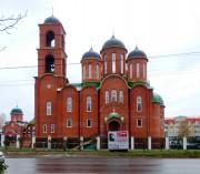 Королёв. Троицы Живоначальной на Валентиновом поле, церковь