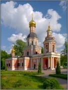 Свиблово. Троицы Живоначальной в Свиблове, церковь