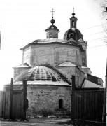 Церковь Троицы Живоначальной - Касимов - Касимовский район и г. Касимов - Рязанская область