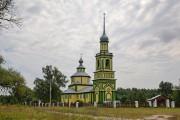 Церковь Рождества Христова - Даньково - Касимовский район - Рязанская область