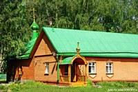 Ачаирский женский монастырь во имя Животворящего Креста Господня - Набережный - Омский район - Омская область