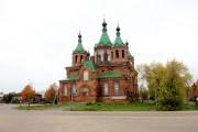 Макарьев. Тихвинской иконы Божией Матери, церковь