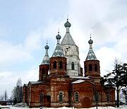 Церковь Николая Чудотворца - Большое Широкое - г. Шахунья - Нижегородская область