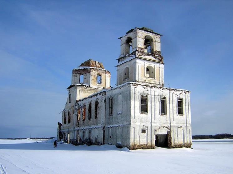 Церковь Рождества Христова, Крохино