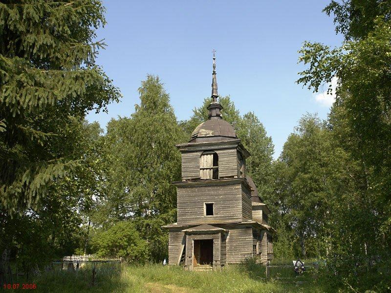 Церковь Александра Невского, Ухтома